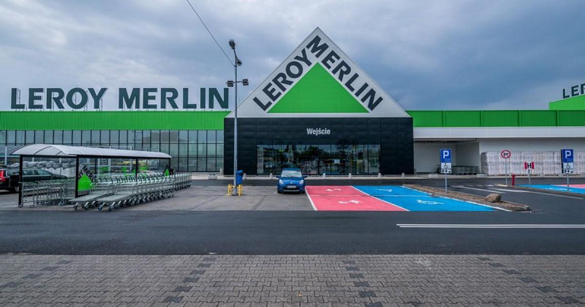 Leroy Merlin Z Nowa Placowka Projekt Inwestor Badz Na Biezaco Z Inwestycjami W Polsce