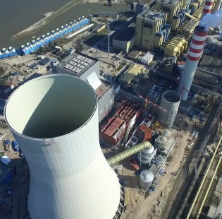 Budowa nowego bloku Elektrowni Kozienice