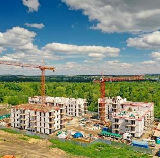 [Poznań] Budowa osiedla Enter