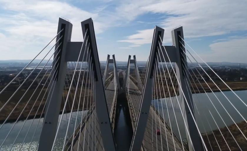 [Kraków] Most  w ciągu drogi ekspresowej S7