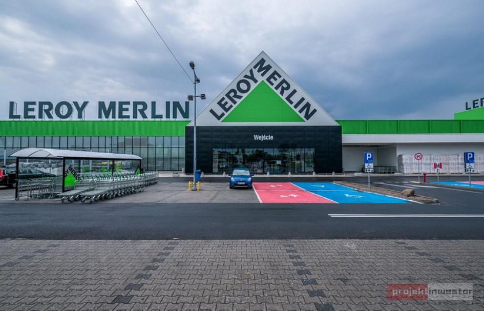 Sklep Leroy Merlin Otwiera Się Dla Klientów W Wołominie